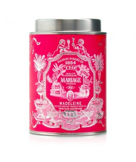 Mariage Freres - Héritage Gourmand – Thé vert MADELEINE