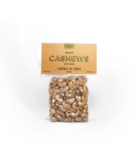 Cashews with skin