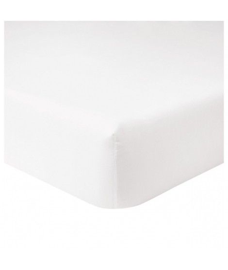 Yves Delorme - Triomphe Blanc Fitted Sheet