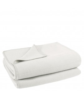 Deka Zoeppritz Soft-Fleece 180x220 off white