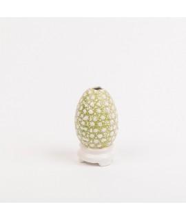 Keramická vázička ve tvaru vejce M
