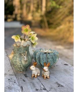 Váza - zajíc