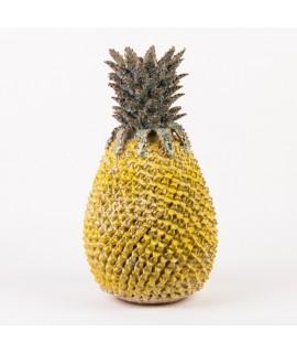 Ručně tvarovaná dekorace - ananas XL