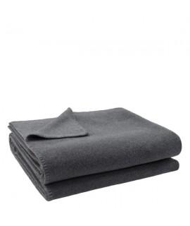 Deka Zoeppritz Soft-Fleece 220x240 medium grey