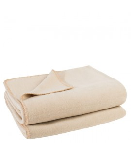 Deka Zoeppritz Soft-Fleece 180x220 cream