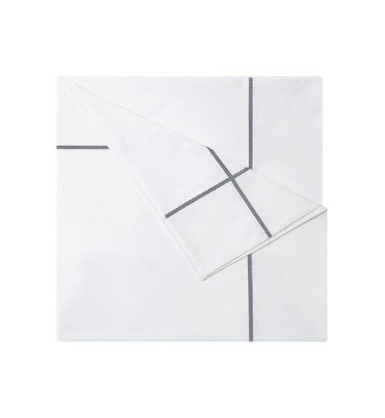 Yves Delorme - Athena Platine Duvet Cover